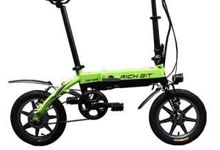bicicleta electrica plegable #ebikeplegable