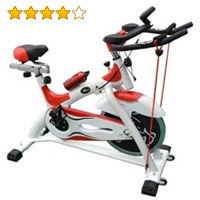 bicicleta de spinning MG inercia