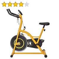 opinion bici estatica fitness spinning max