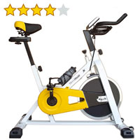 opiniones bicicleta de spinning fitness house 707