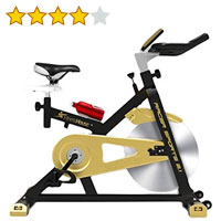 opiniones bicicleta spinning fitness house racer sport glod