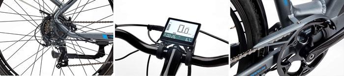bicicleta e-bike 28 pro de moma
