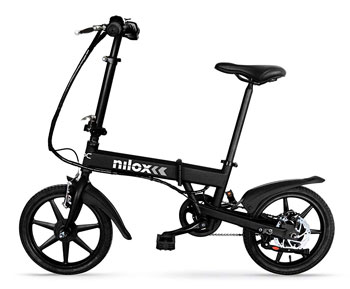 bicicleta nilox x2 opinion