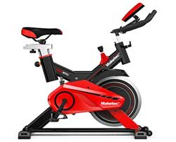 bicicleta spinning maketec opiniones