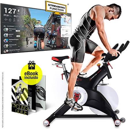 bicicleta spinnning sportstech opiniones #spinning