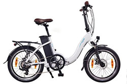 bicicleta electrica plegable ncm opinion