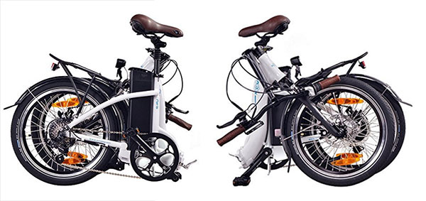 ebike ncm paris pelgable