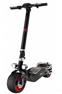 patinete bongo serie Z red #cecotec #patineteelectrico #offroad